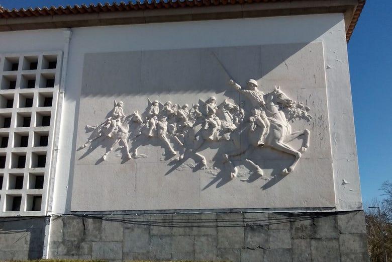 Visite historique de Santarém + Cathédrale
