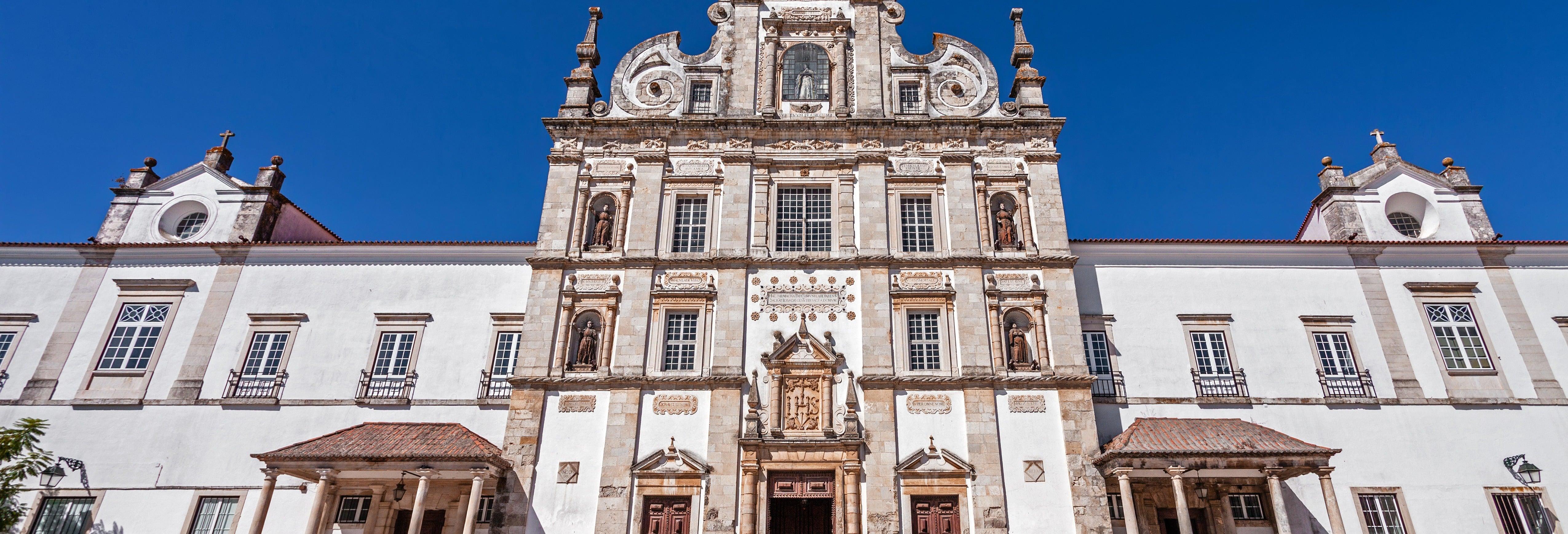 Tour histórico por Santarém + Catedral