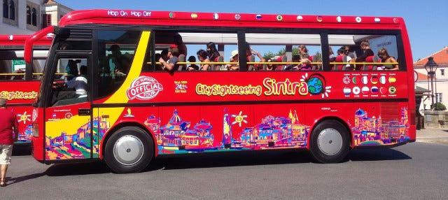 Autobús turístico de Sintra