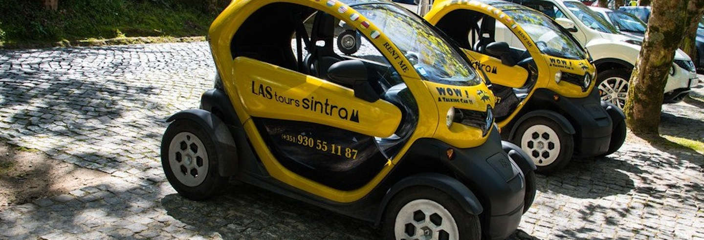 Electric Car Tour of Sintra