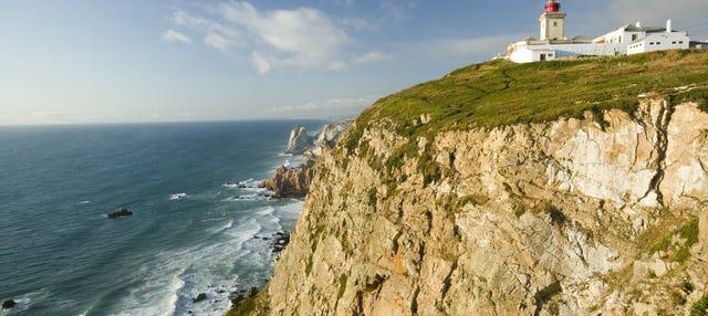 Tour por Sintra e seu Parque Natural de 4x4