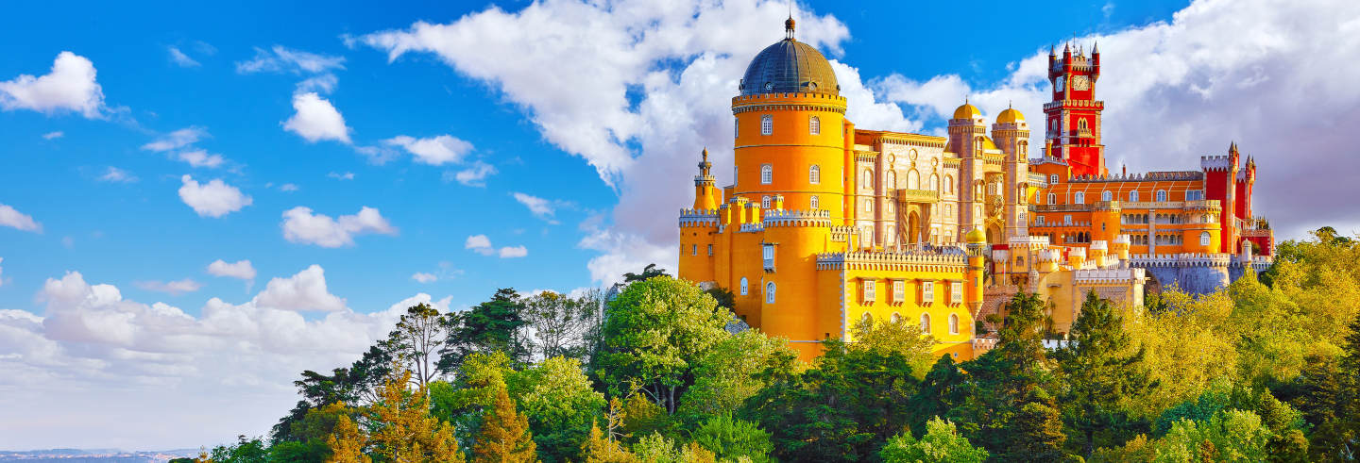 Tour privado por Sintra con guía en español
