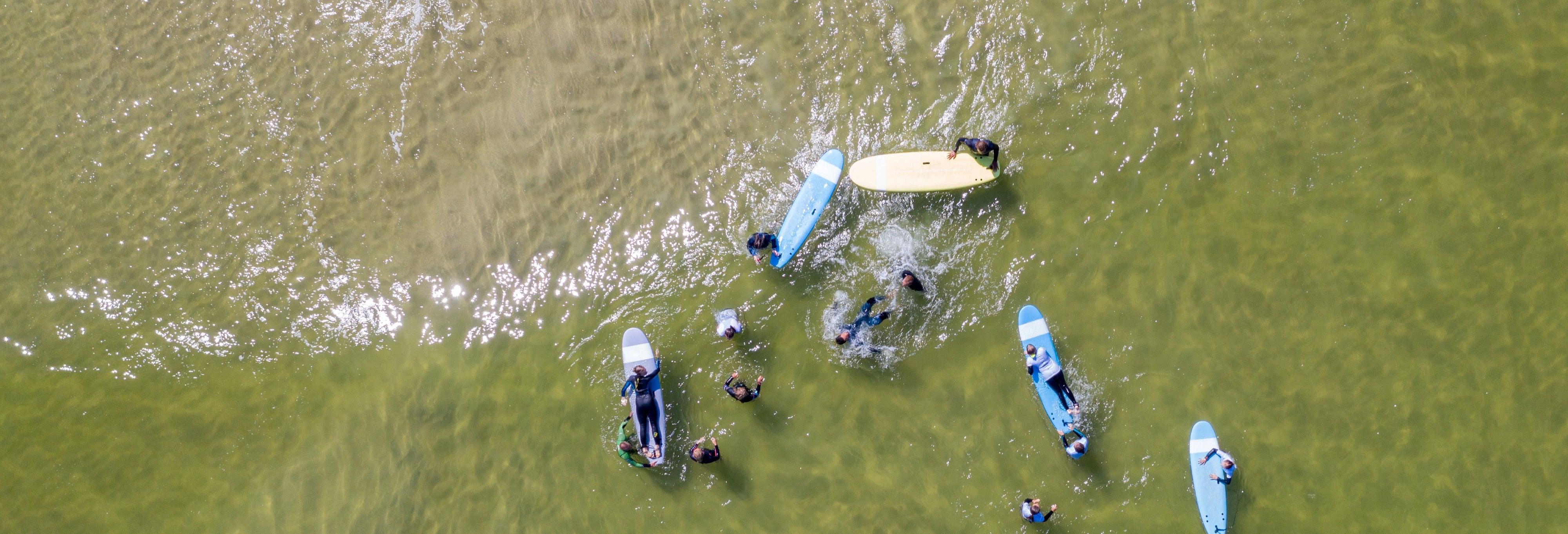 Vila Nova de Milfontes Surf Class