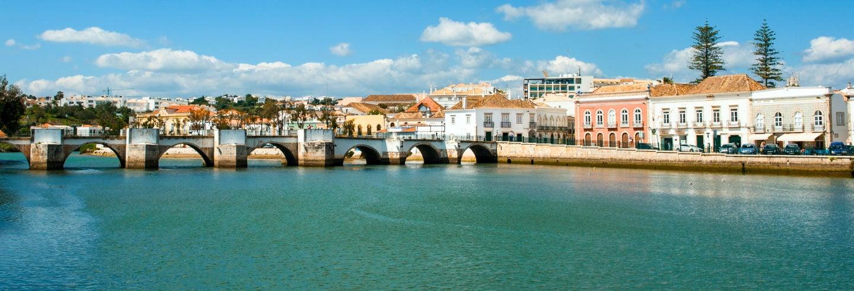 Visite de Faro, Tavira et Olhão