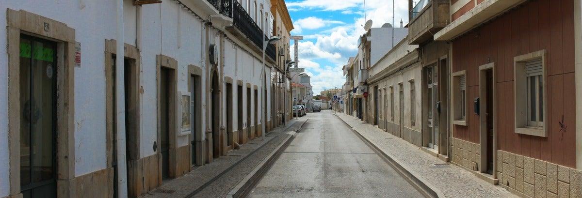 Excursão ao interior do Algarve