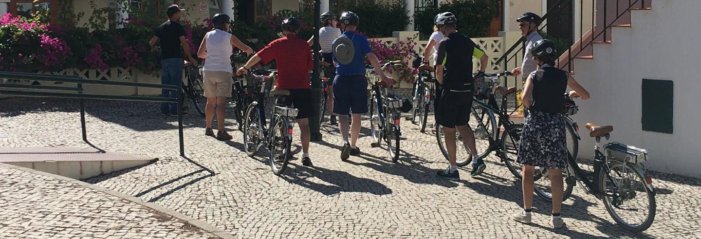 Tour de bicicleta por Vilamoura