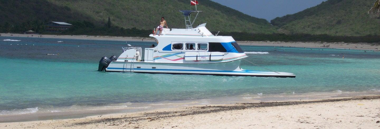 Catamaran Culebra Island Cruise