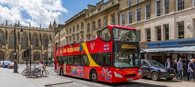 Autobús turístico de Bath