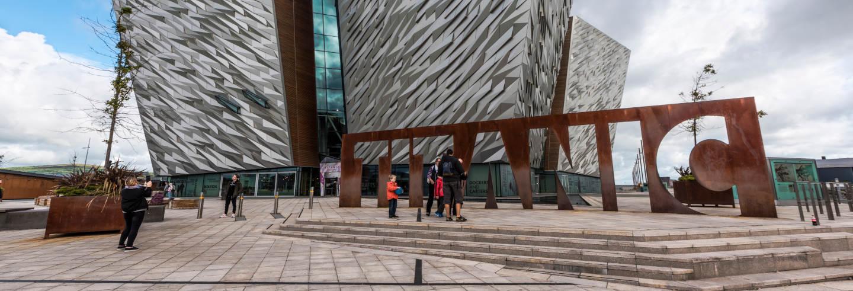 Visita guiada por el Museo del Titanic