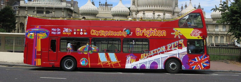 Autobús turístico de Brighton