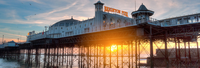 Tour privado por Brighton con guía en español