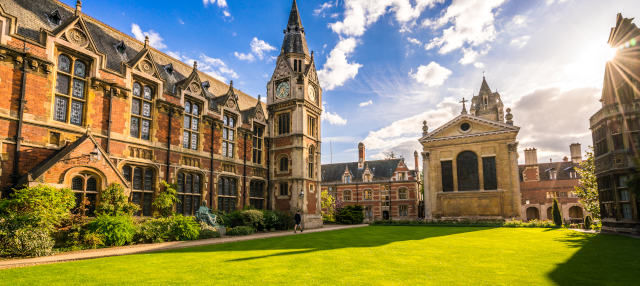 Free tour por Cambridge ¡Gratis!