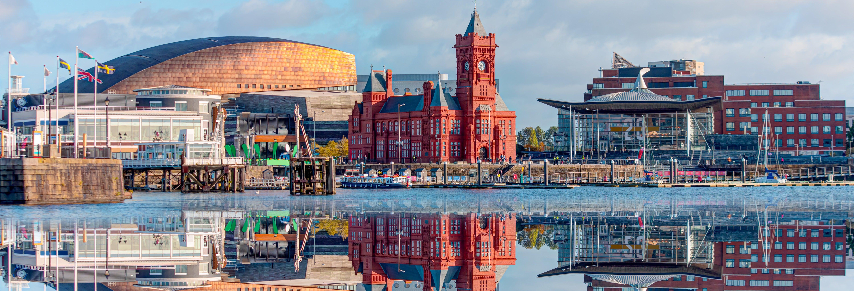 Bus touristique de Cardiff