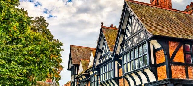Autobús turístico de Chester