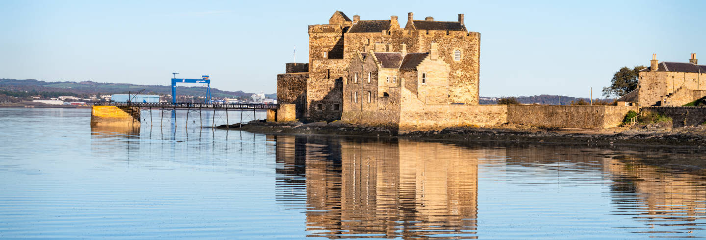 Blackness Castle & Forth Bridges Cruise