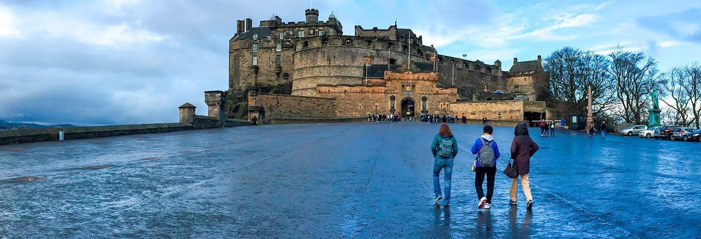 Entradas para el Castillo de Edimburgo
