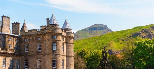 Entradas para el Palacio de Holyrood