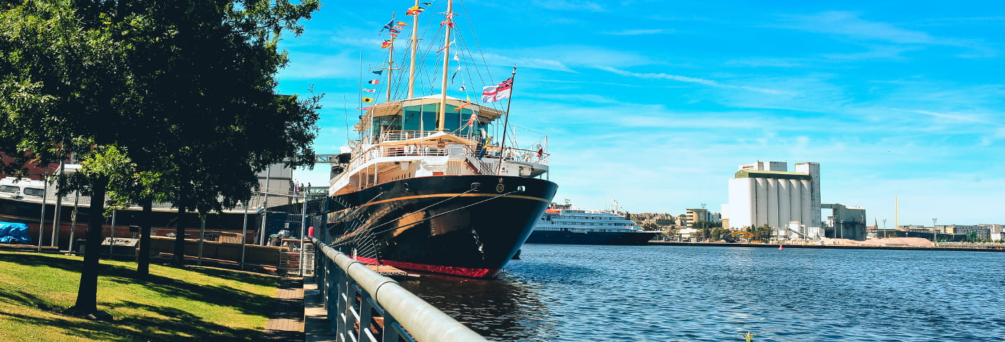 Tickets to the Royal Yacht Britannia