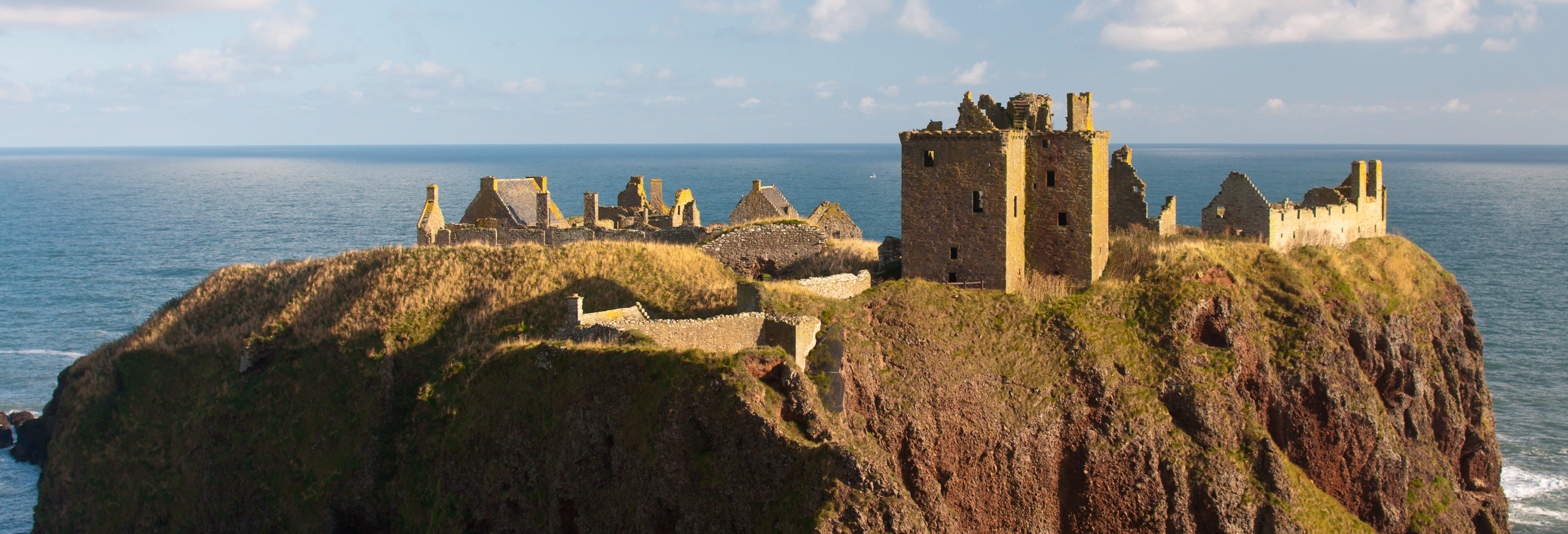 Tour a los castillos de Glamis y Dunnottar