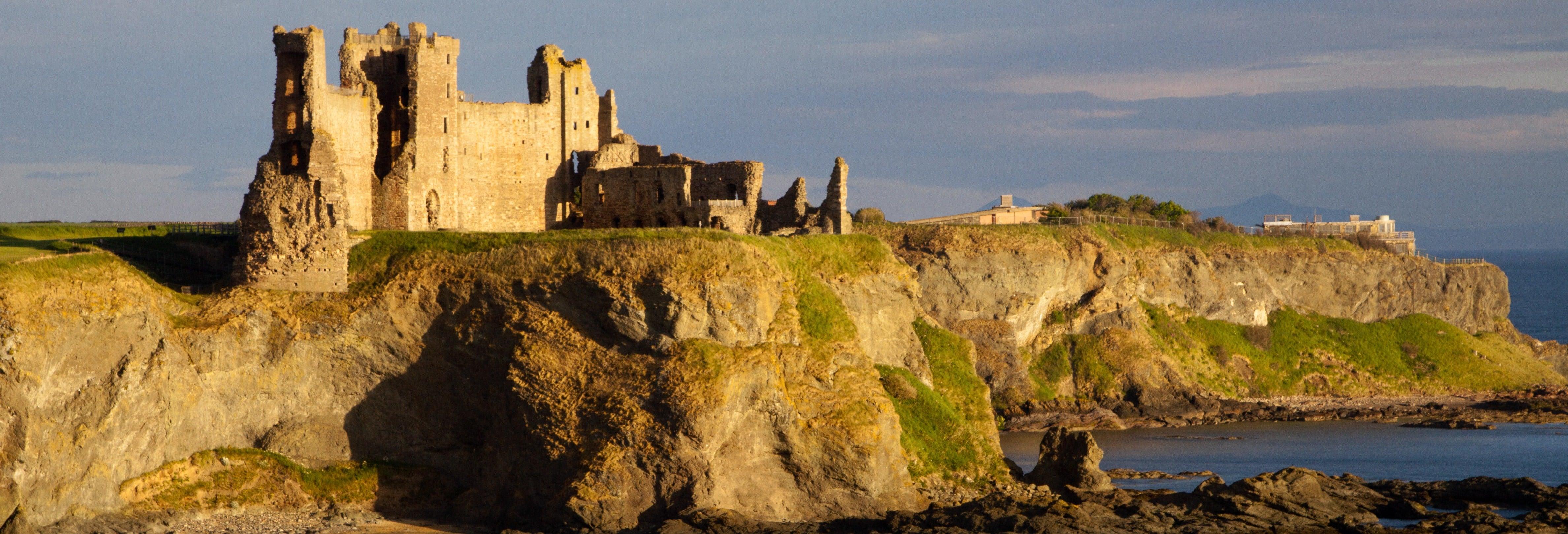 Excursión a los castillos de North Berwick