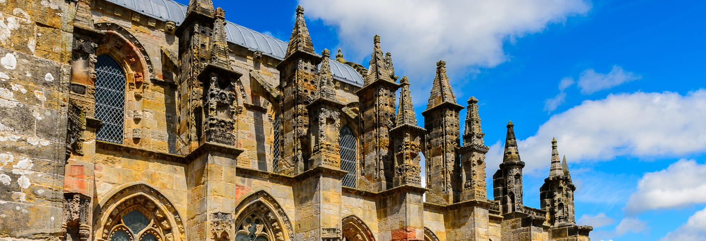 Excursión a Rosslyn Chapel y las Lowlands