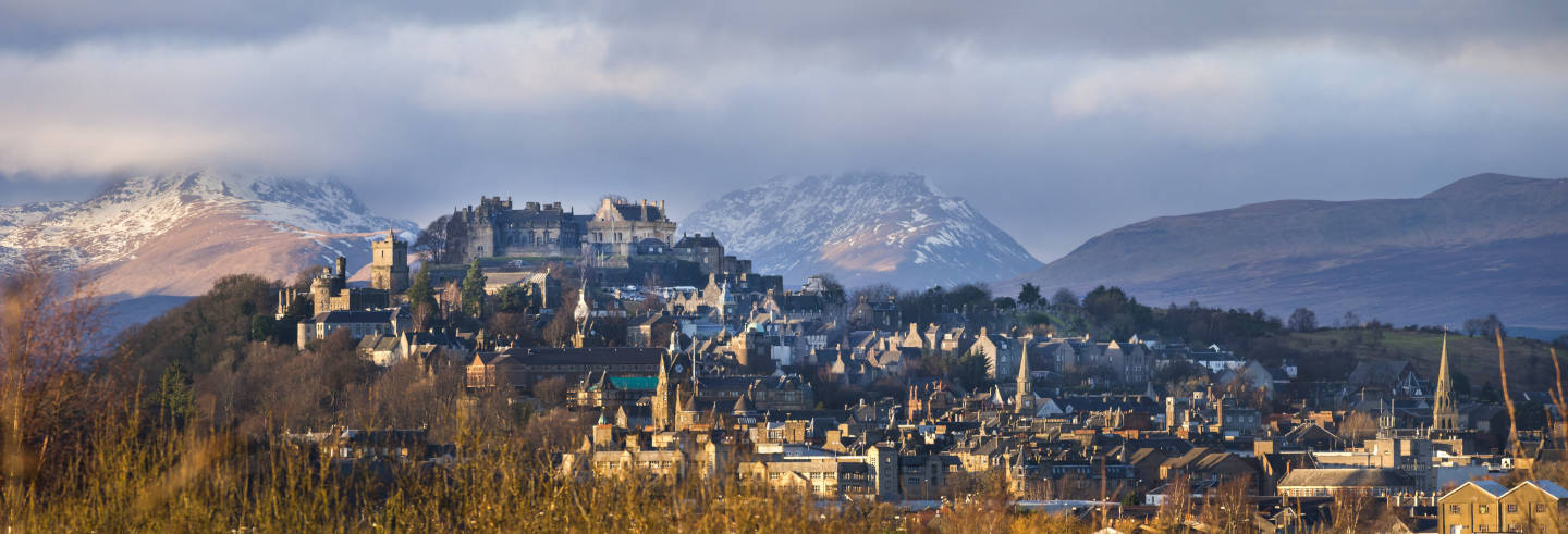 Day Trip: Stirling, Loch Lomond and the Trossachs National Park