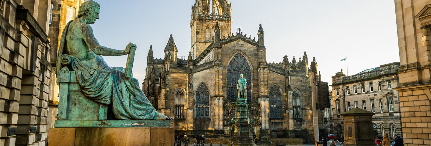 Free Walking Tour of Edinburgh