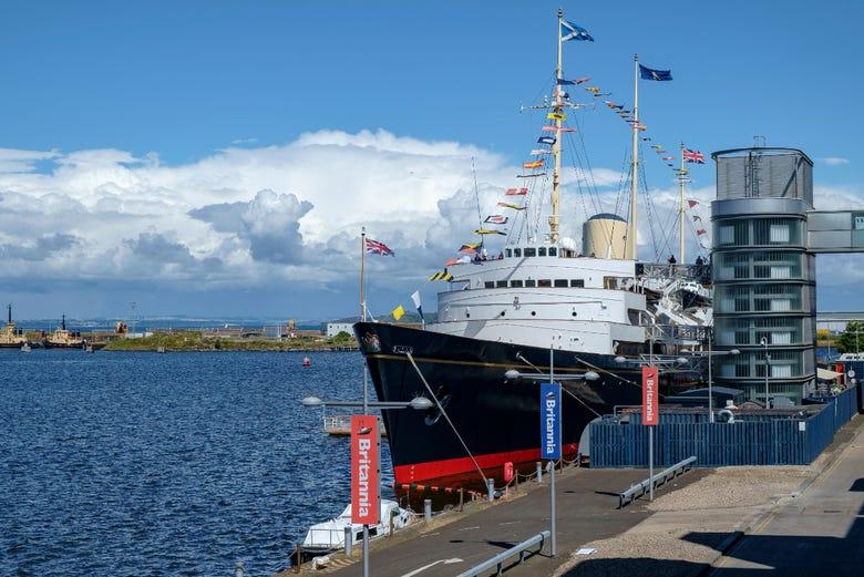 Biglietti per il Royal Yacht Britannia di Edimburgo