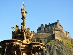 ,Castillo de Edimburgo,Visita guiada