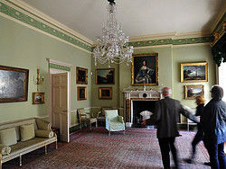 The Georgian House Inside