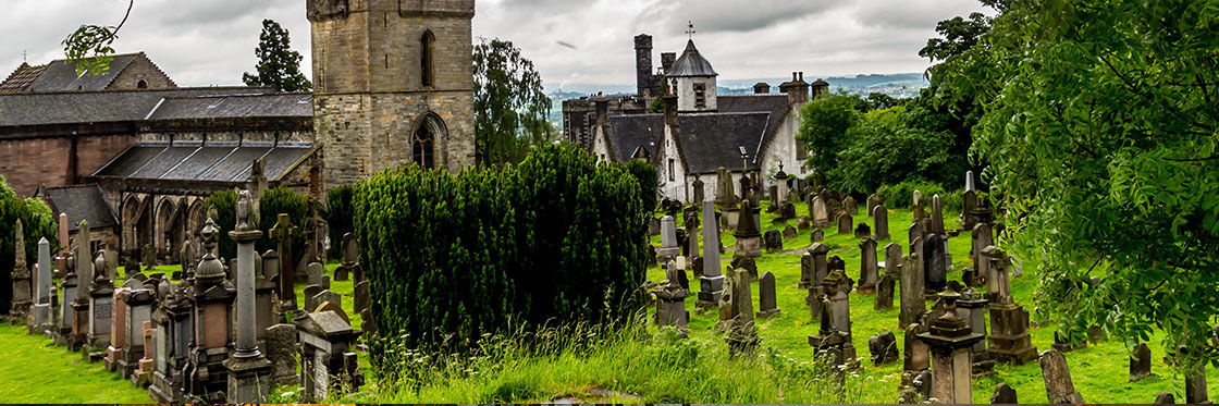 Churches and Graveyards in Edinburgh