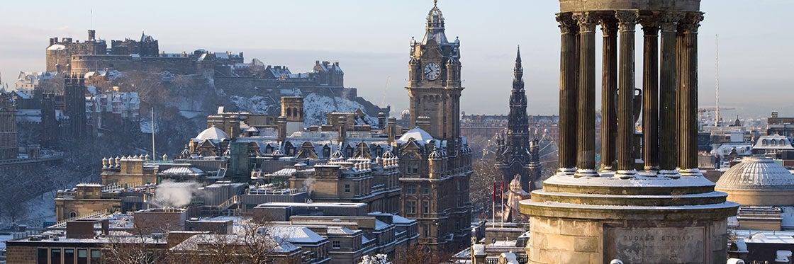 Tiempo en Edimburgo