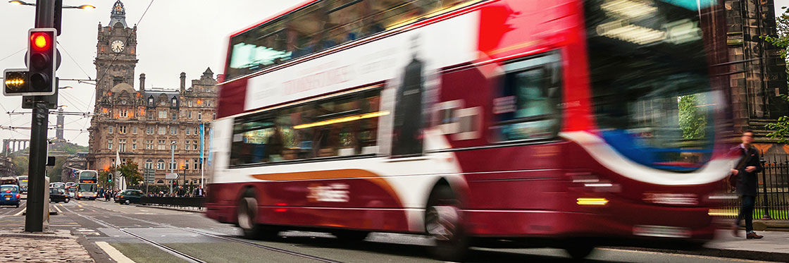 Edinburgh Public Buses - Routes, timetables and tickets