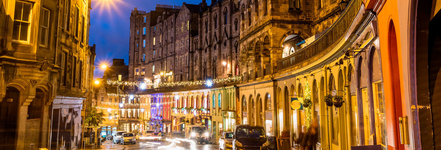 Edinburgh Pub Crawl