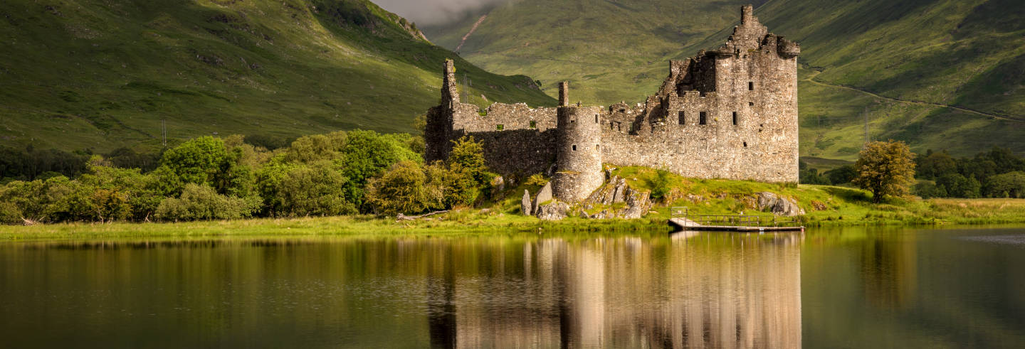 Loch Ness & the Scottish Highlands: 2 Day Tour