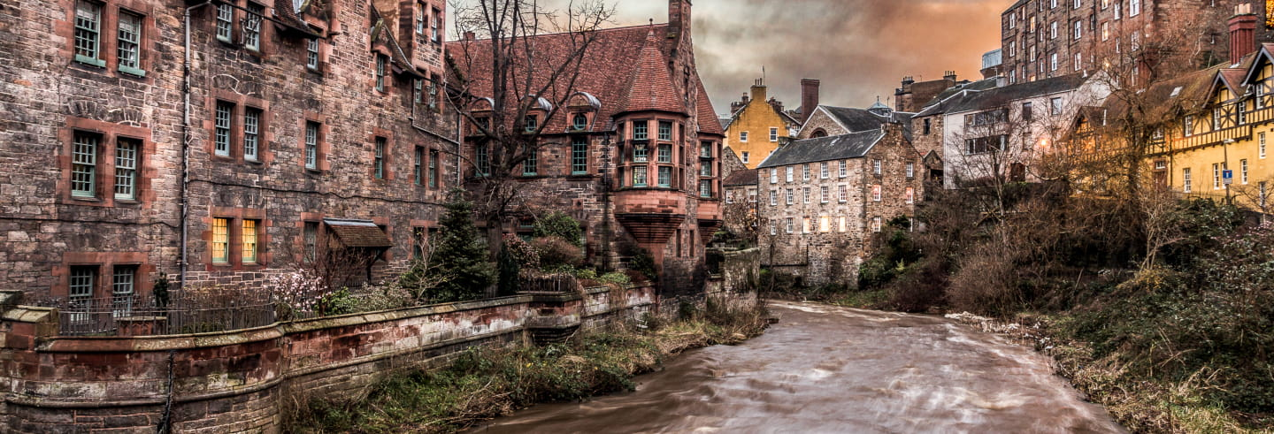 Tour por Dean Village y Water of Leith