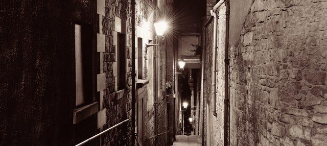 Subterráneos de Edimburgo y sus fantasmas