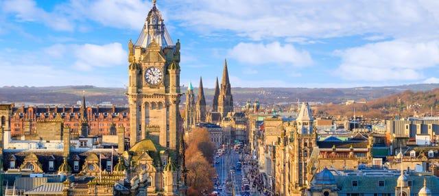 Visita guiada por Edimburgo