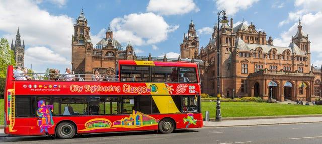 Autobús turístico de Glasgow