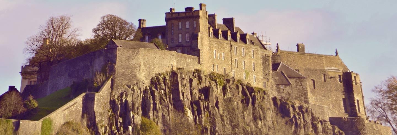 Loch Lomond, The Trossachs & Stirling Castle Day Trip