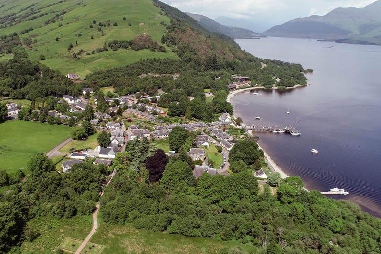,Excursión a Isla de Skye,Tour por Glasgow