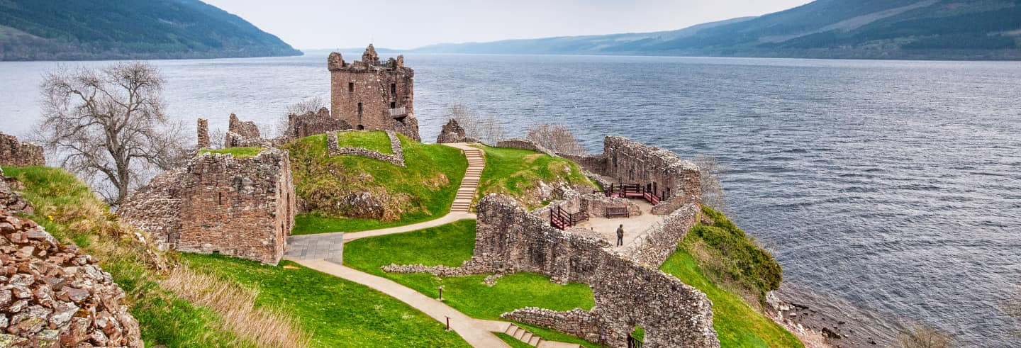 Escursione a Loch Ness e alle Highlands