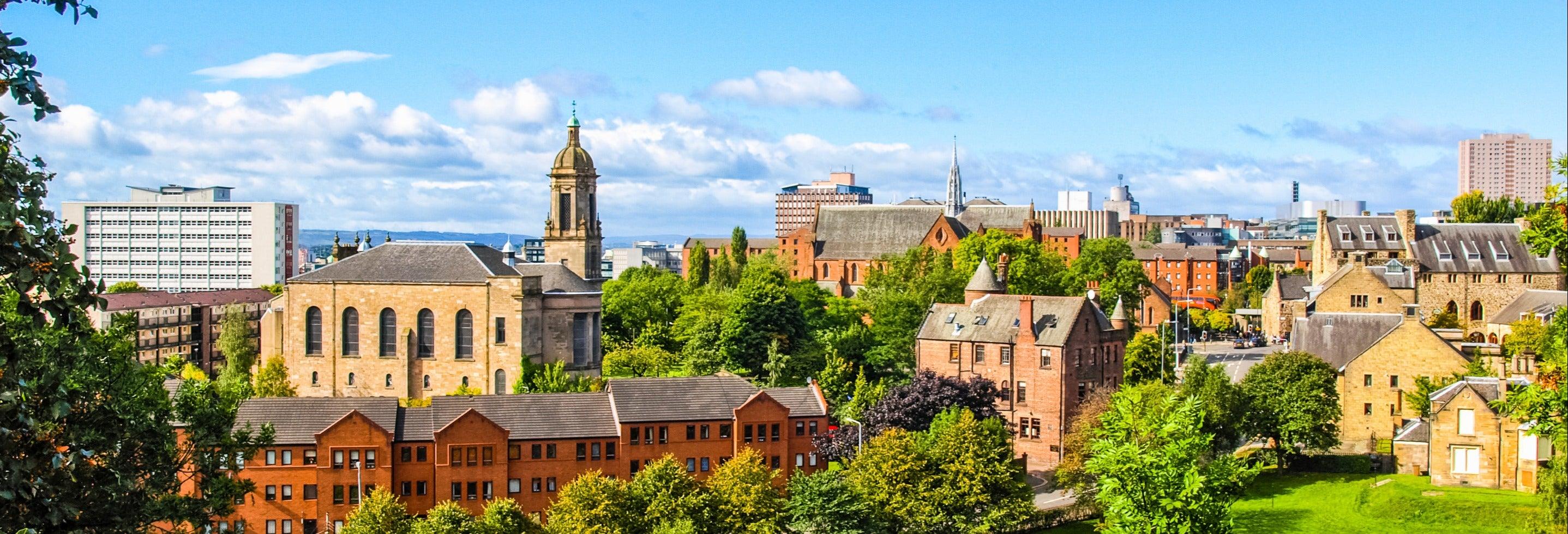 Tour privado por Glasgow con guía en español
