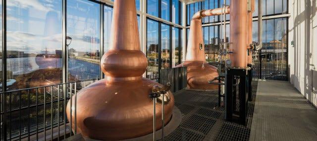 Tour del whisky + Visita a una destilería