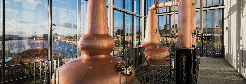 Dégustation de whisky et visite d'une distillerie
