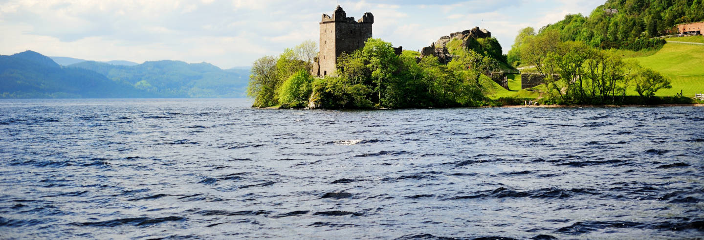 Excursion au Loch Ness et aux Highlands