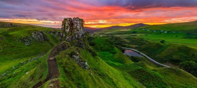 Excursión a la isla de Skye
