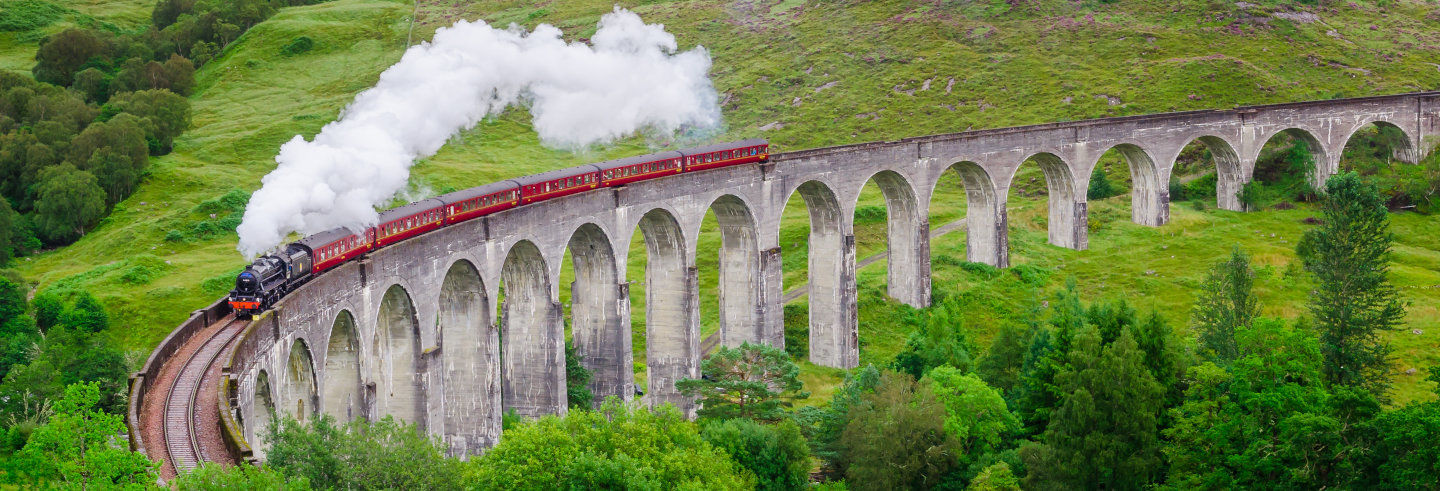 Highlands & Harry Potter Train Experience