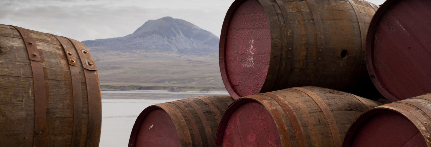 Tour del whisky por las Highlands