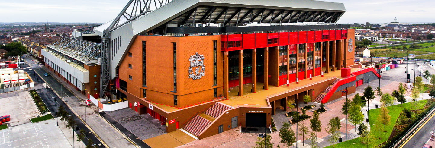 Tour del Estadio Anfield